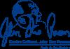 LogoJohnDosPassosV1Azul